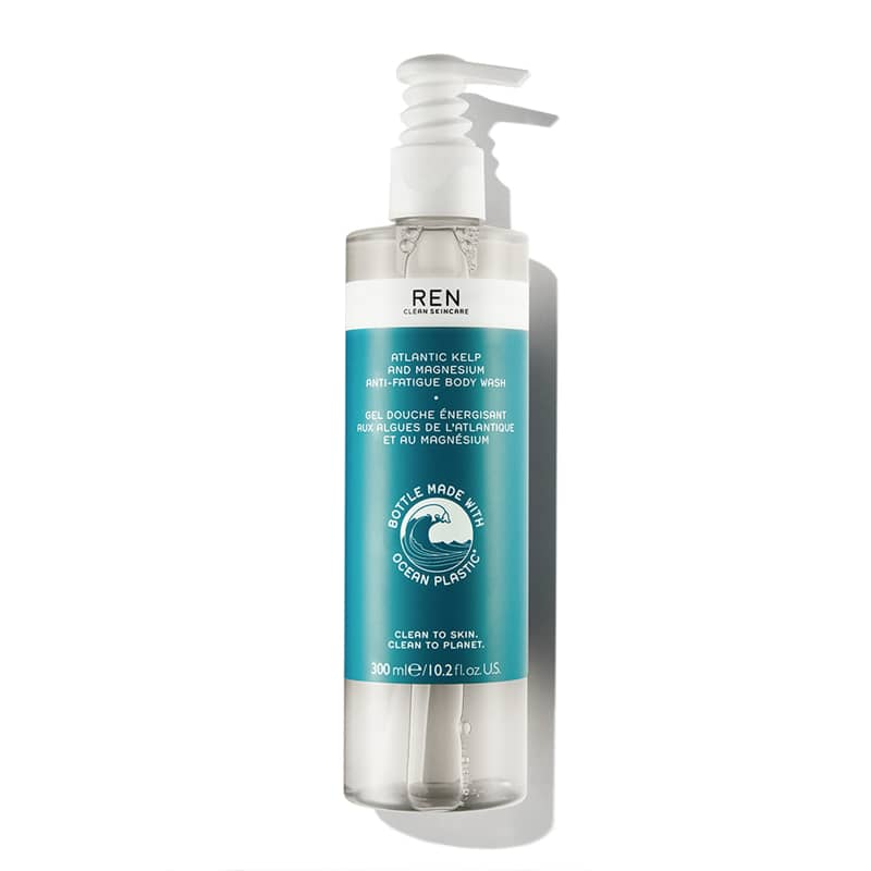 Ren skincare atlantic kelp and magnesium anti-fatigue body wash