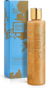 Guava and gold paradise found shower gel winner of the uk 2020 global makeup awards