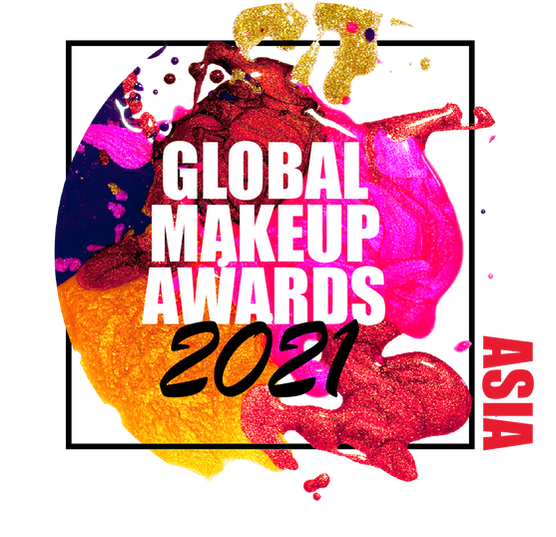 ASIA 2021 Global Makeup Awards logo image