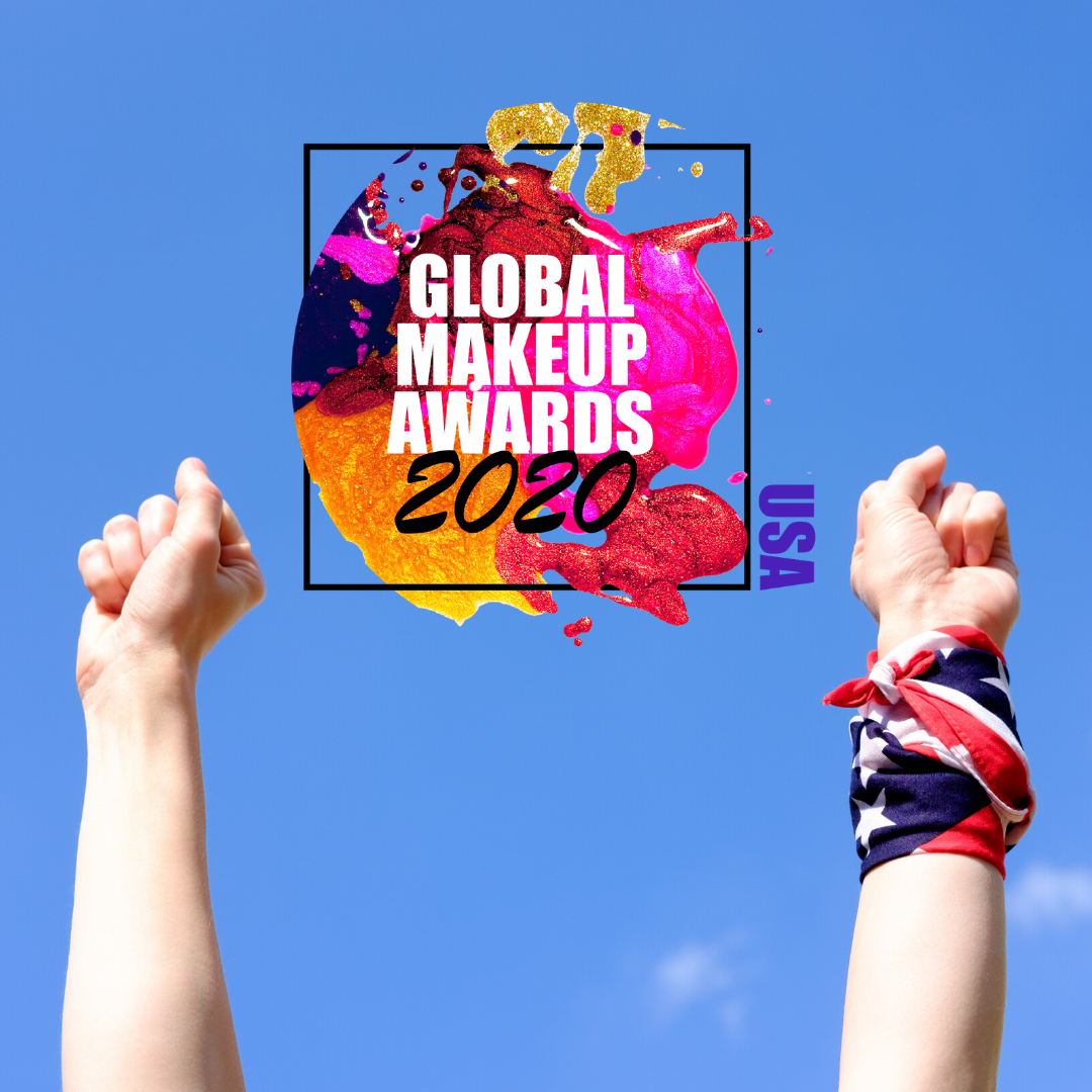 USA 2020 GLOBAL MAKEUP AWARDS BEAUTY AWARDS